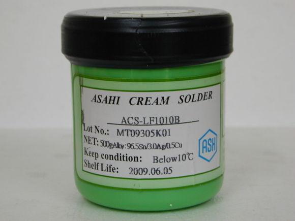 ASAHI 無鉛鍚膏 ACS-LF1010B